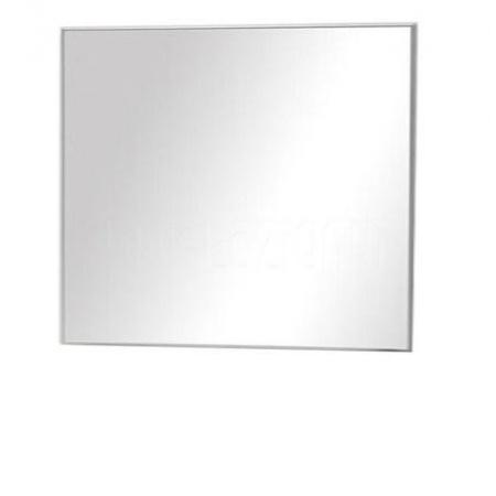 Antado Akcesoria łazienkowe Lustro Aluminium białe ALB-90x65