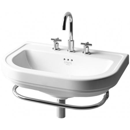 Catalano Canova Royal Umywalka wisząca 70x52 cm z powłoką CataGlaze, biała 170CV00 / 70CV