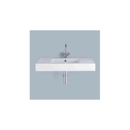 Alape umywalka emaliowana WT.PR1000H, MÜ+LS-25,LI, wymiary 135 x 1000 x 405 nr kat. 4209390000