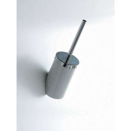 Art Ceram Postit Szczotka toaletowa z pojemnikiem 9x42 cm, biała PSC00201;00