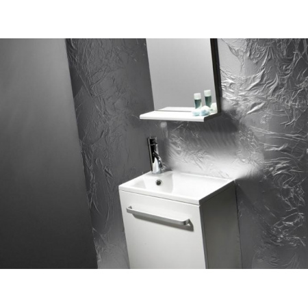 Bathco Kit Niza Zestaw mebli łazienkowych biały 9901BL