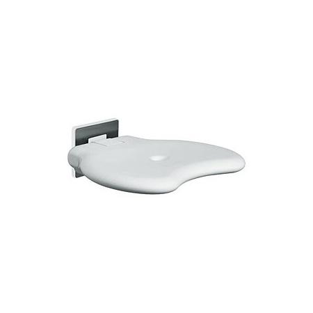 Koło siedzisko prysznicowe LEHNEN EVOLUTION uchylne bez oparcia (L32001001)