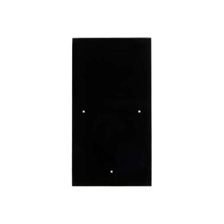 Berker TS Sensor Włącznik szklany dotykowy 1-krotny, czarny 168105