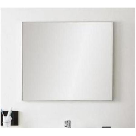 Antado Akcesoria łazienkowe Lustro Aluminium czarne ALC-70x50