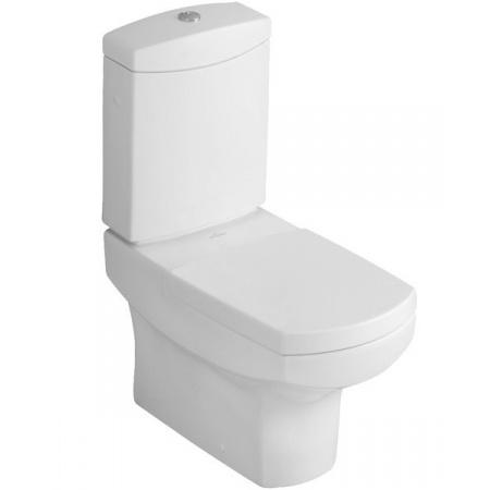 Villeroy & Boch Bellevue Miska WC stojąca lejowa do kompaktu 37,5x71 cm, biała 566610R2