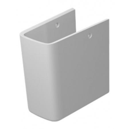 Duravit P3 Comforts Półpostument, biały 0858380000
