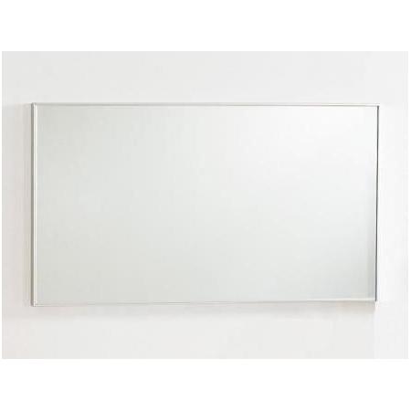 Antado Akcesoria łazienkowe Lustro Aluminium białe ALB-140x80