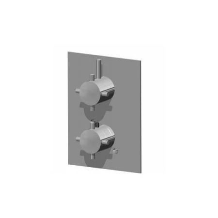IB RUBINETTERIE MIKE Bateria prysznicowa biały TM530BO