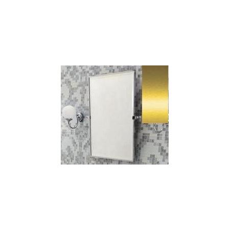 Art Ceram Victoria lustro 61x65x9 cm, złote HEA034;73