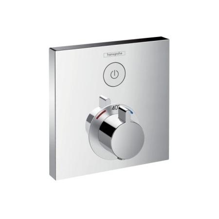 Hansgrohe Shower Select Bateria wannowo-prysznicowa podtynkowa z termostatem chrom 15762000