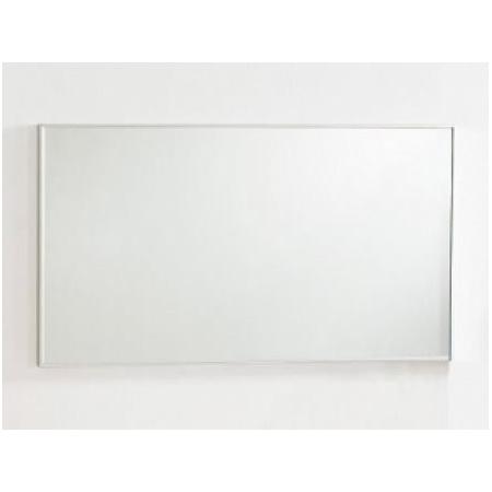 Antado Akcesoria łazienkowe Lustro Aluminium białe ALB-90x50