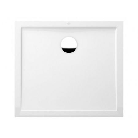 Villeroy & Boch Futurion Flat Brodzik prostokątny 100x80 cm biały Weiss Alpin DQ1800FFL2V01