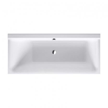 Duravit P3 Comforts Wanna prostokątna 160x70 cm lewa, biała 700371000000000
