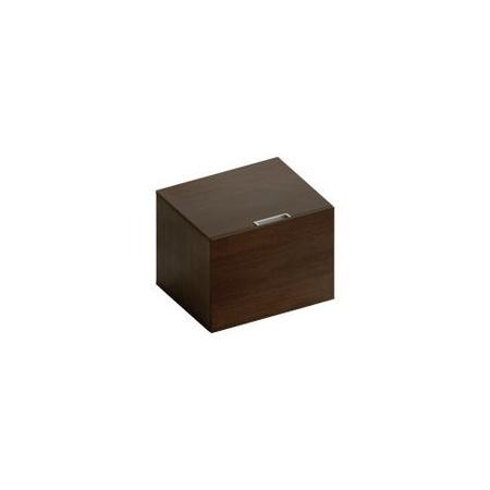 Hatria szafka łazienkowa G-wood 50 cm x 50 cm 40 cm dark larchwood YXB0