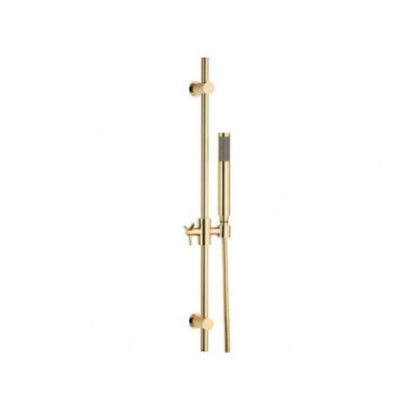 Omnires Modern Zestaw prysznicowy suwany Złoty (Modern-S ZŁ)