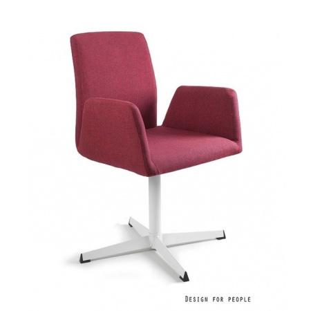 Unique Brava Fotel biurowy, czerwony 2-155A-2