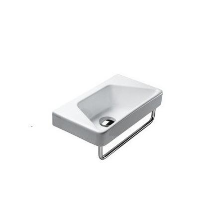 Catalano Proiezioni Umywalka 40x22 cm z powłoką CataGlaze, biała 140PR00