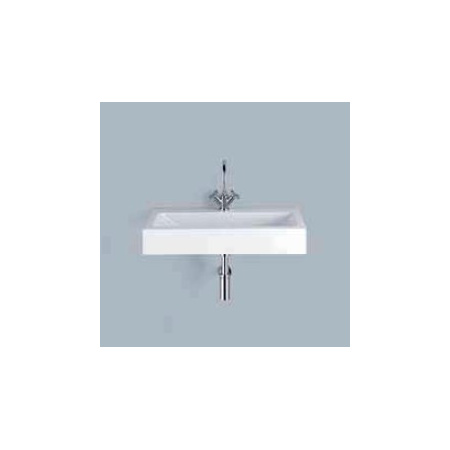 Alape umywalka emaliowana WT.GR800H biała wymiary 125 x 800 x 500 nr kat. 4261000401