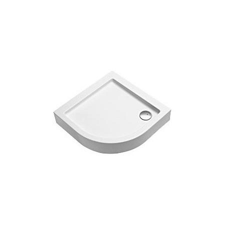 Koło brodzik półokrągły SIMPLO 80, SIMPLE Biały (XBN0680)