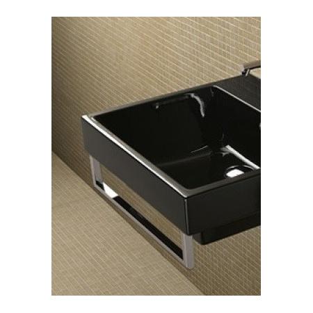 Catalano Zero Reling do umywalki 50 cm, chrom 5P5QN00