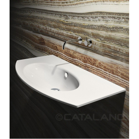 Catalano Velis Umywalka 100x50 cm, biała 110VL00 / 10VL