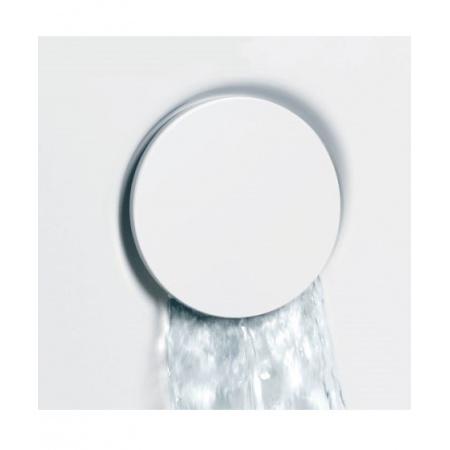 Kaldewei Kaskadowe napełnianie wanny, białe 587570900001