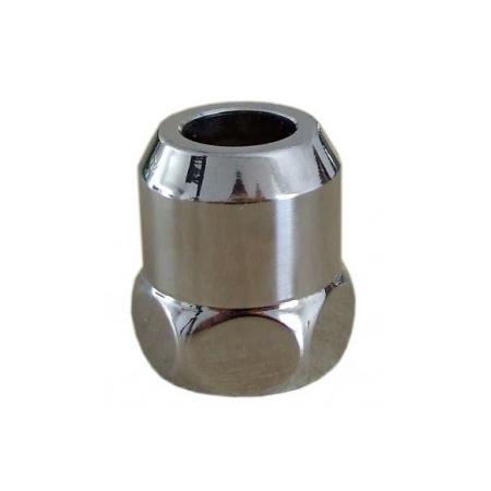 Schlooser złączka zaciskowa do zaworów podłączeniowych chrom 3/8 x śr. 10mm 606000006