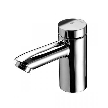 Schell Petit SC Bateria umywalkowa samozamykająca, chrom 021220699