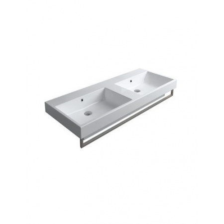 Catalano Proiezioni Reling do umywalki 125 cm, chrom 5P125N00