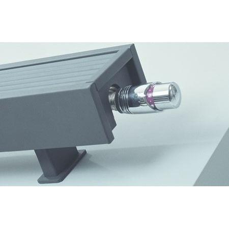 Jaga Mini grzejnik free-standing typ 09 - wys. 80mm szer. 1200mm - kolor biały (MINF. 008 120 09.101)