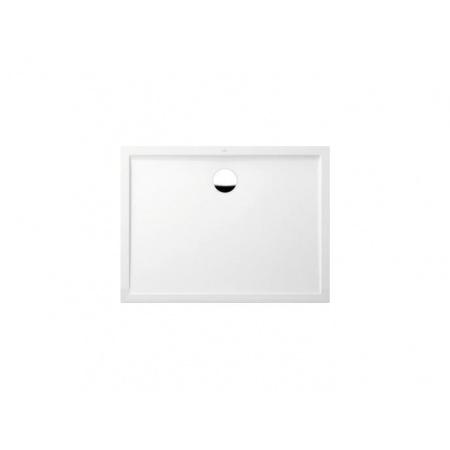 Villeroy & Boch Futurion Flat Brodzik prostokątny 120x80 cm biały Weiss Alpin DQ1280FFL2V01