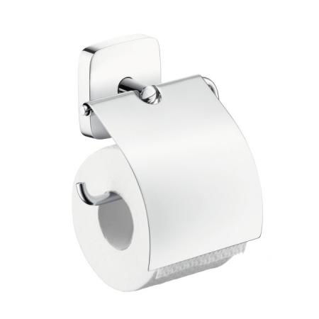 Hansgrohe PuraVida Uchwyt ścienny na papier toaletowy, chrom 41508000