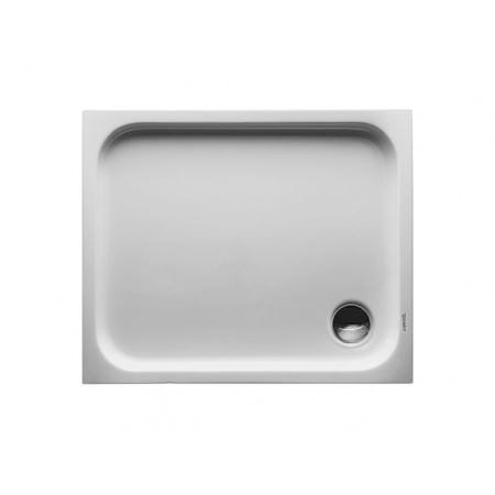 Duravit D-Code Brodzik prostokątny 120x70 cm, biały 720094000000000
