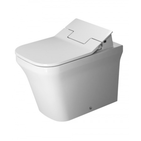 Duravit P3 Comforts Miska WC stojąca 38x60 cm Rimless, biała 2166590000
