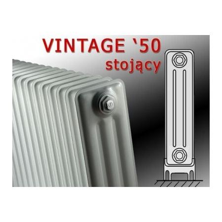 Vasco VINTAGE 50 - stojący 178 x 600 kolor: biały