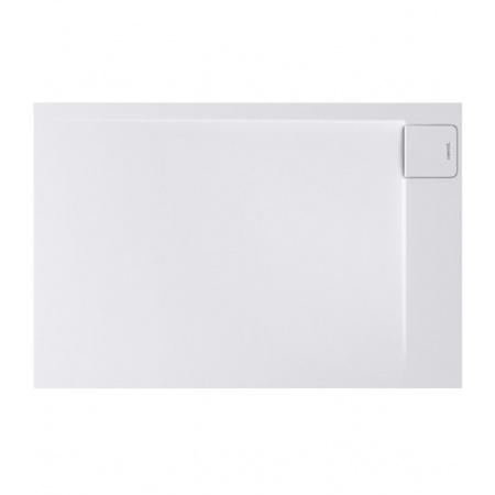 Duravit P3 Comforts Brodzik prostokątny 120x80 cm prawy biały 720158000000000
