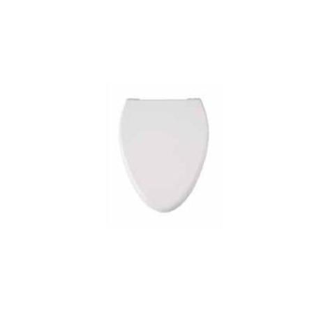 Scarabeo Moai Deska sedesowa zwykła, biała 8609/A