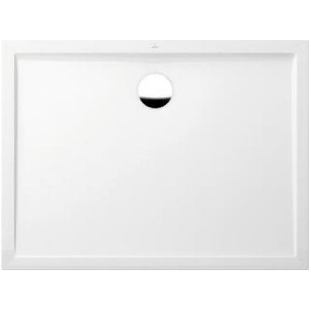 Villeroy & Boch Futurion Flat Brodzik prostokątny 120x90 cm biały Weiss Alpin UDQ12900FFL2V01
