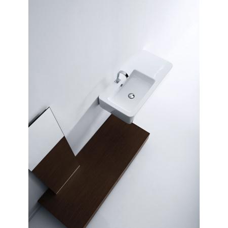 Kerasan Ego Umywalka wisząca 90x43 cm, biała 3244