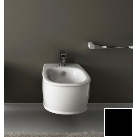 Art Ceram Azuley Bidet wiszący 36x52 cm, czarny AZB00103;00