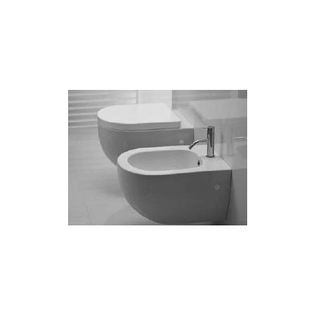 AREA CERAMICA Form sospeso bidet biały (AREA CERAMICABFS)
