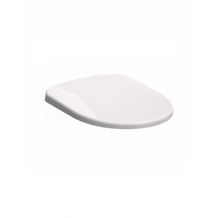 Koło Nova Pro Deska sedesowa twarda wolnoopadająca, biała M30112