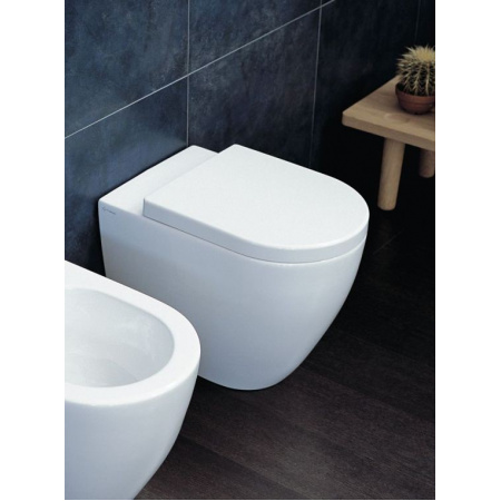 Flaminia Link Miska WC stojąca 56x36x42cm, biała LK117