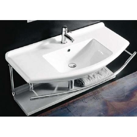 Kerasan Lavabi D'Arredo Reling do umywalki, chrom 9058