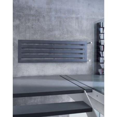 Zehnder Metropolitan Horizontal Grzejnik łazienkowy 140x38,5 cm, biały MEH 040-140