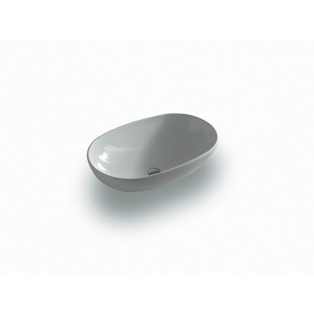 Art Ceram La Ciotola Umywalka nablatowa 70x44 cm, biała L3060 / LCL00201;00