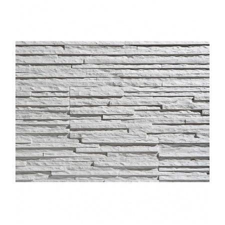 Stegu Palermo 1 Kamień dekoracyjny 55x14,2 cm, white STEPAL1KD5514WHI