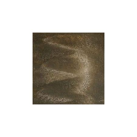 Tagina Fucina Bronzo Aureo Płytka gresowa metalizowana 60x60 cm, brąz 6HF2L60/1