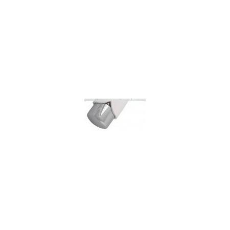 Schlosser Brillant DZ Głowica termostatyczna biała-chrom (600500001)