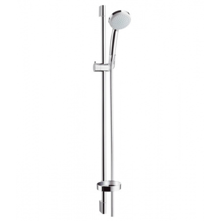 Hansgrohe Croma 100 Zestaw prysznicowy Vario/Unica'C EcoSmart, chrom 27653000